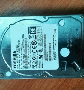 "Жесткий диск TOSHIBA 2,5"" 750GB"