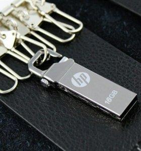 Флеш накопитель USB hp