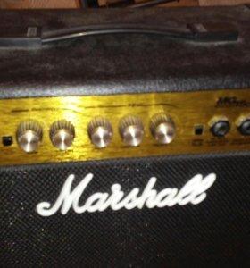 Электрогитара + комби Marshall