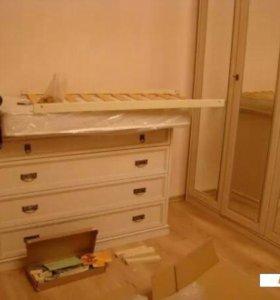 Сборка мебели ремонт электрики 89045903478