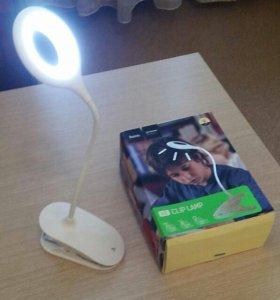 Мощная светодиодная лампа (светильник) Hoco H2!