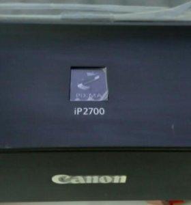 Принтер Canon Pixma iP 2700