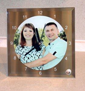 Изготавливаем фото часы