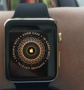 Продам часы Apple Watch Sport 42mm