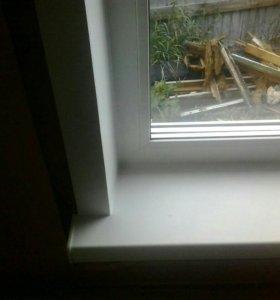 Продам окна пвх, отделка откосов