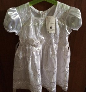 Платье на девочку 1-2