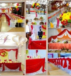 Свадебный декор готовый бизнес