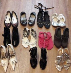Обувь (балетки, сандали, сапоги, босоножки, туфли)