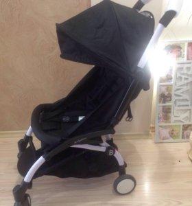 Новая коляска Babytime, Yoya