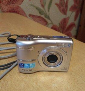 Цифровой фотоаппарат Olympus FE- 270