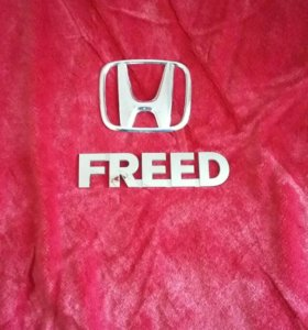 Логотип HONDA FREED.