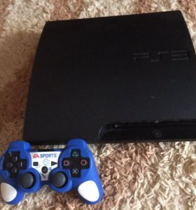 PS3 + 12игр.