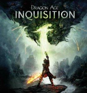 Dragon Age инквизиция.. PS4.. возможен обмен