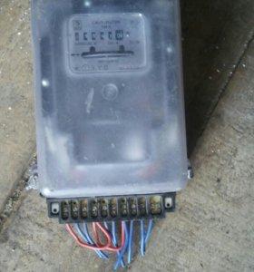 3х фазный электросчетчик