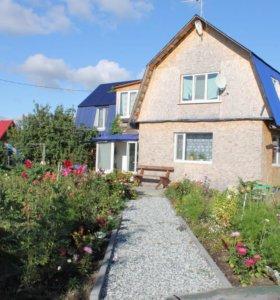Жилой дом в п. Боровский.