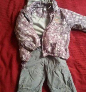 Костюм брюки + куртка