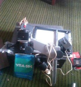 Раритет. Портативный фотоувеличитель с автоматиче