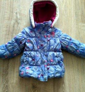 Зимняя курточка Gusti