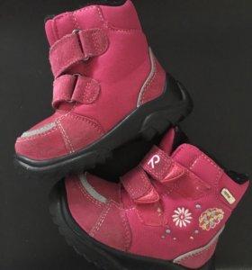 Детские ботинки reimaTec