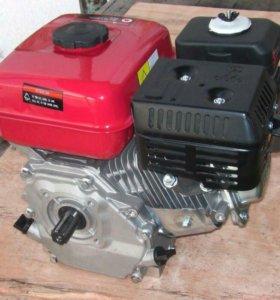 Двигатель мотопомпы