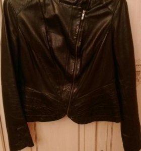 Кожаная куртка Vespucci