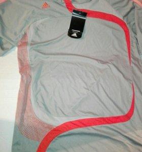 Новая мужская футболка 48 -50
