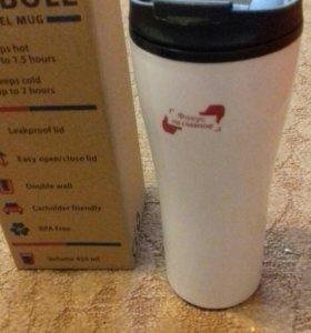 Микротермос для кофе,чая