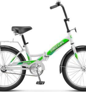 "Велосипед Stels Десна 2100 20"" z010"