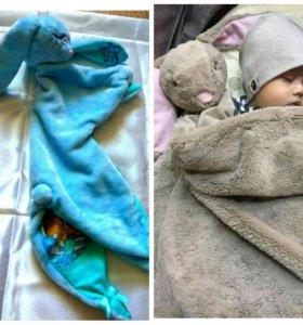 Комфортер-одеялко