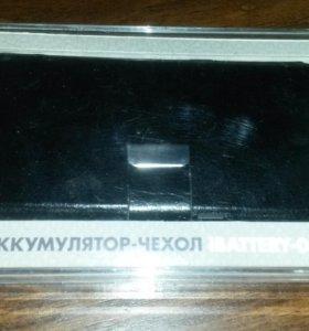 Чехол аккумулятор на айфон 5/5s