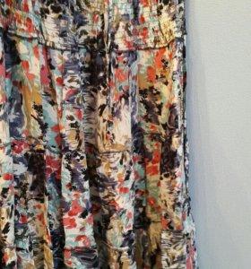 Платье-юбка в пол