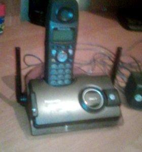 радиотелефон panasonic kx-tcd286ru