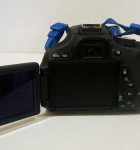 Фотокамера Canon EOS 600D Efs Kit