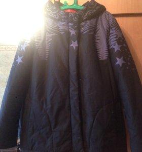 Новая - куртка . 48-50
