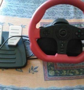 Игровой руль Speedlink Carbon GT