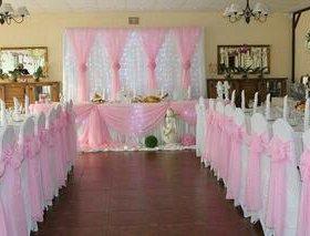 Декор свадебных торжеств