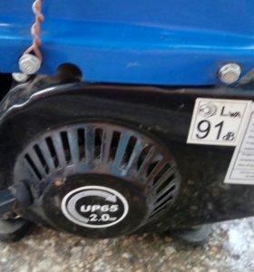 Бензогенератор unitedpower GG950DC