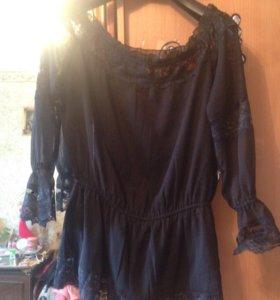 Блузка -новая .48-50