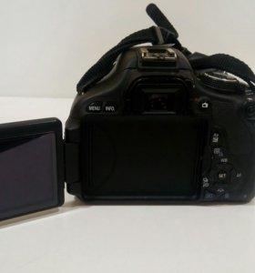 Фотокамера Canon EOS 600D + Tamron