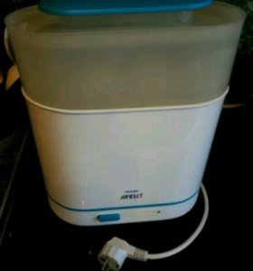Электрический стерилизатор 3 в 1 Avent