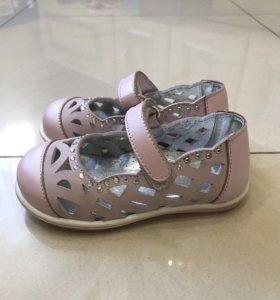 Туфли Хэппи степс НОВЫЕ!!! 20 размер