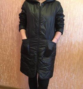 Куртка осень-весна р-р 44-46