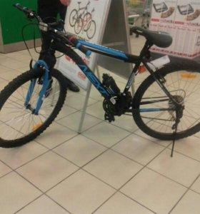 Велосипед скарасной