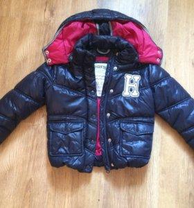 Новая куртка Tommy HIlflger