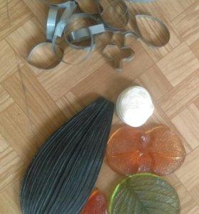 Молды и каттеры для полимерной глины
