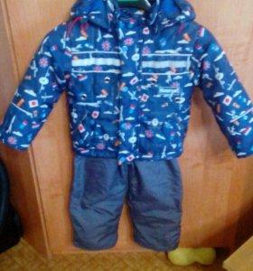 Демисезонный костюм для мальчика