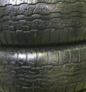 Резина Bridgestone Р17 225-65