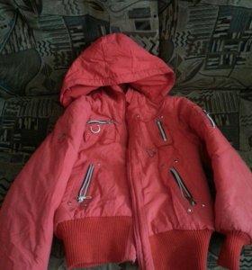 Куртка весна- осень для подростка