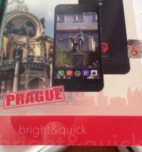 СМАРТФОН PRAGUE BQS-5010