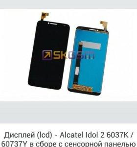 Модуль alcatel idol2 6037k
